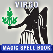 Virgo Spell Book magic spell words