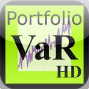 Portfolio VaR HD conditional var