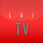 Looking Glass TV edge extended