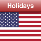 US Holidays 2011-2014 1.40 App for iPad, iPhone