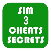 Cheats for Sims 3!