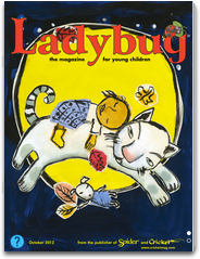 LADYBUG - MAGAZINE FOR YOUNG CHILDREN - JANUARY 2007