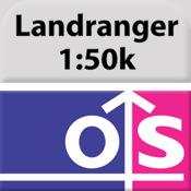 Wales OS Maps 1:50k