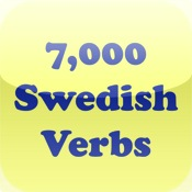 7,000 Swedish Verbs conditional var