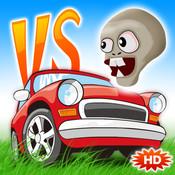 Car vs Zombies HD