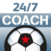 24/7 Coach Football training sessions
