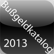 Bußgeldkatalog 2013