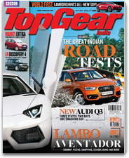 BBC TopGear India country magazine