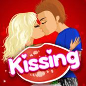 dress up kiss