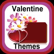 Valentine THEMES display themes