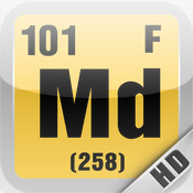Periodic Table HD view many different