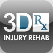 3DRX Injury Rehab hand tendon injuries