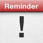Simpler Reminder simple reminder program