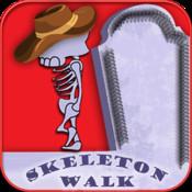 Skeleton Walking