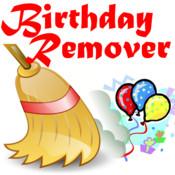 Birthday Remover spyware remover 3 0 2