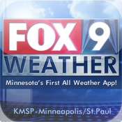 KMSP FOX9 Weather