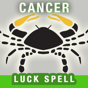Cancer Luck Spell magic search spell