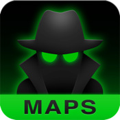 StealthType Maps google maps