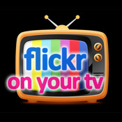 Flickr on your TV