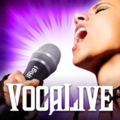 VocaLive for iPad vocal