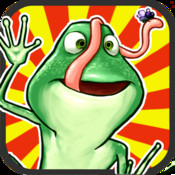 Amazing Froggy HD game cd