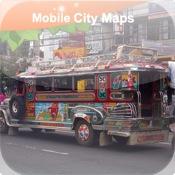 Manila Street Map manila standard