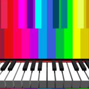 Colorful Piano HD