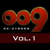009 RE:CYBORG STORYBOARDS Vol.1