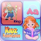 Kidz FlashCards for iPad
