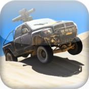 Dangerous Desert Race 3D HD