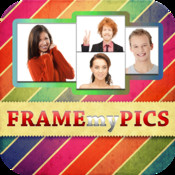 FrameMyPics - The Picture Frame & Collage Creator