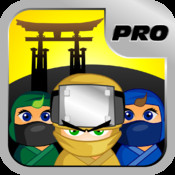 Ninja Temple : Run of the Brave Pro