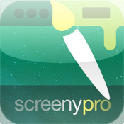 Screeny Customize Pro - use custom and beautiful backgrounds on your home screen to make your dock and status bar look cool