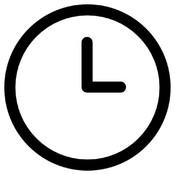 Smart Clock with Alarm and Calendar mail calendar alarm