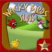 Wacky Birds Slots for iPad