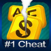#1 Cheat for Scramble With Friends ~ find the best words with free auto game import!