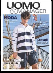 Uomo&Manager, la rivista per manager e professionisti affermati manager