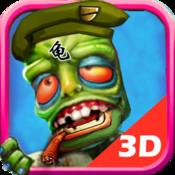 Zombie Run - Escape Road Trip Dash 3D zombie road trip