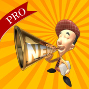 Create Your Headline Pro for iPad – The Best app to share your fotos on Facebook, Twitter, Tumblr or Flickr