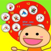 Kids` schedule & Kids` todo list(+Calendar/Kanban board) schedule todo