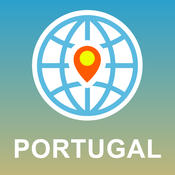 Portugal Map - Offline Map, POI, GPS, Directions