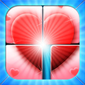 Tiles Puzzle ~ Valentine`s Day Special
