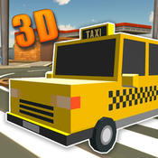Blocky Taxi Driver Simulator 3D - Test your Parking & Driving Skills in Real Blocks City top cars