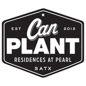 Can Plant at The Pearl Apartments