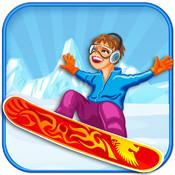 Crazy iStunt Surfer Challenge - Insane Snowboarding Adventure LX