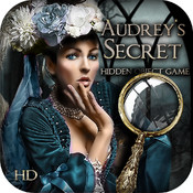 Audrey`s Secret HD - hidden objects puzzle game