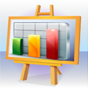 Pointsentation - Create presentation with table, 3D chart, text, and image