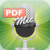 PDF mic Recorder