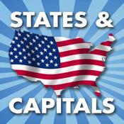50 States & Capitals
