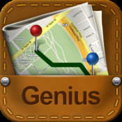 Athens Genius Map